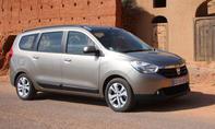Dacia Lodgy dCi 110 eco - Höchstgeschwindigkeit