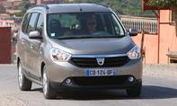 Dacia Lodgy dCi 110 eco - Beschleunigung