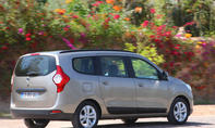 Dacia Lodgy dCi 110 eco - Lenkung