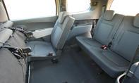 Dacia Lodgy dCi 110 eco - Sitzreihe