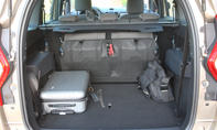Dacia Lodgy dCi 110 eco - Kofferraum