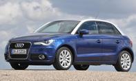 Audi A1 Sportback 1.2 TFSI - Höchstgeschwindigkeit