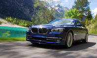 BMW Alpina B7 Biturbo Facelift 2012 7er 540 PS Luxus-Limousine Allrad Langversion