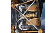 Pagani Huayra - V12-Triebwerk