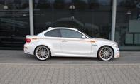 Ab Werk ist das BMW 1er M Coupé bei 250 km/h abgeriegelt