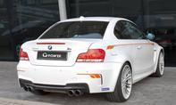 Betörender Sound: Abgasanlage mit Klappensteuerung im G-Power BMW 1er M Coupé