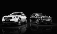 Infiniti FX Black and White Edition 2013 Sondermodell SUV Sondermodell