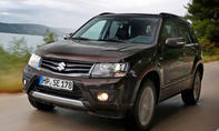 Suzuki Grand Vitara 2013 Fahrbericht Facelift Preis