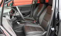 Bilder Chevrolet Trax 1.6 2013 Kompakt SUV Innenraum