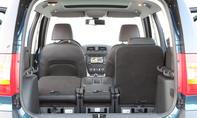 Vergleich SUV Van Skoda Yeti Roomster 1-2 TSI Kofferraum