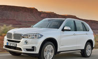 BMW X5 2013 F15 Preis dritte Generation SUV Grundpreis