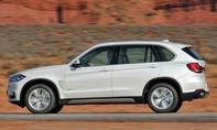 BMW X5 2013 Preis IAA SUV F15 xDrive30d M50d xDrive50i