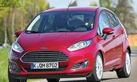 Ford Fiesta 1.0 2013 Bilder Kleinwagen Motor