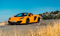 McLaren MP4 50 12C Spyder Jubiläum 2013 Supersportwagen Sonderedition