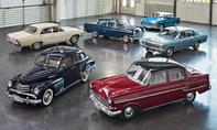 Opel Kapitän 75 Jahre Jubiläum
