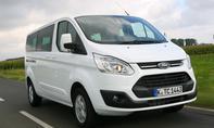 Ford Tourneo Custom L2 2.2 TDCi 2013 Test Transporter Van Achtsitzer Diesel Nutzfahrzeug
