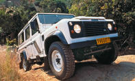 Kaufberatung Classic Cars Land Rover Defender 110 TDI Serienproduktion
