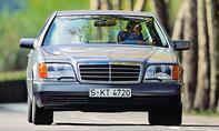 Mercedes S-Klasse W140 als Gebrauchtwagen