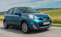 Nissan Micra Facelift 2013 Preis Front Neu