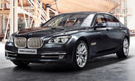 BMW 760Li Sterling inspired by Robbe Berking 2013