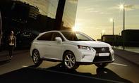 Lexus RX 450h Limited Edition Sondermodell 2013 Bilder Front