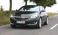 Opel Insignia 1.6 SIDI Turbo Fahrbericht Bilder technische Daten