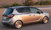 Opel Meriva Facelift 2013 Bilder Van