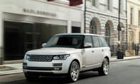 Range Rover LWB 2014 Langversion Long Wheelbase Luxus SUV