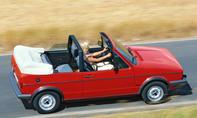 VW Golf I Cabriolet Kaufberatung Bilder technische Daten