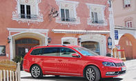 Bilder VW Passat Variant 2.0 TDI Dauertest 100.000 km Fazit Dämpfer