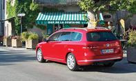 Bilder VW Passat Variant 2.0 TDI Dauertest 100.000 km Fazit Heck