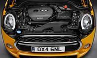 Mini 2014 Kleinwagen F56 LA Auto Show 2013