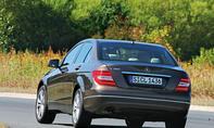 Mercedes C-Klasse W204
