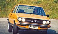 Audi 80 GT Bilder technische Daten Oldtimer