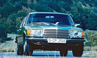 Mercedes 450 SEL Bilder technische Daten Oldtimer