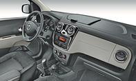 Dacia Lodgy Kaufberatung Bilder technische Daten Cockpitausstattung