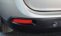 Dacia Lodgy Kaufberatung Bilder technische Daten Einparkhilfe