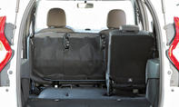 Dacia Lodgy Kaufberatung Bilder technische Daten Kofferraum