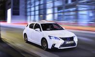 Lexus CT 200h Facelift 2014 Hybrid Preis Marktstart Bilder