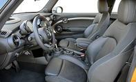Mini Cooper S Fahrbericht Bilder technische Daten Sitze