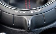 Mini Cooper S Fahrbericht Bilder technische Daten Fahrprogrammschalter