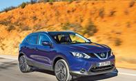 Nissan Qashqai Test Bilder technische Daten