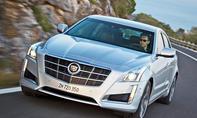 Cadillac CTS Fahrbericht Bilder technische Daten