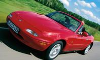 Mazda MX-5 1989-1998 Kaufberatung Bilder techniche Daten