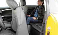 Mini Cooper S 2014 F56 Test