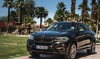 BMW X6 2014 SUV-Coupé xDrive50i Moskau Motor Show 2014