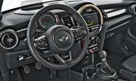 Mini Cooper D Test Kleinwagen Dreizylinder Diesel Bilder