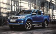 Toyota Hilux 2014 Invincible Preis Sondermodell Pickup Ausstattung Front