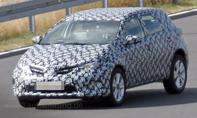 Toyota Urban Cruiser 2015 Erlkönig Mini-SUV zweite Generation Neuheiten Crossover
