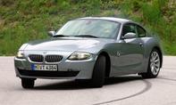 BMW Z4 Coupe Klassiker der Zukunft Oldtimer Raritaeten Sportwagen